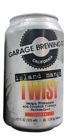 Island Mango Twist, Garage Brewing Co