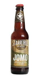 Jomo Lager Starr Hill Beer