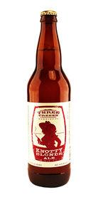Knotty Blonde Three Creeks Beer