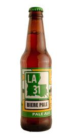 La 31 Biere Pale Bayou Teche Beer