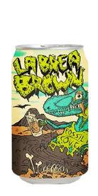 Fossil Cove Beer La Brea Brown Ale