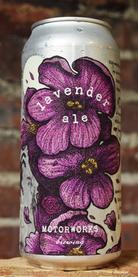 Lavender Ale, Motorworks Brewing