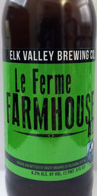 Le Ferme by Elk Valley Brewing Co.