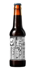 Libertine Black Ale Brewdog Black IPA Beer