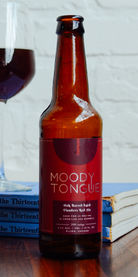 Oak Barrel Aged Flanders Red Ale, Moody Tongue
