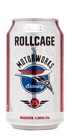 Motorworks Brewing Rollcage Red IPA Beer