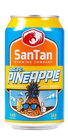 Mr. Pineapple Wheat Beer SanTan