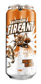 Southern Prohibition beer Mississippi Fireant Red IPA