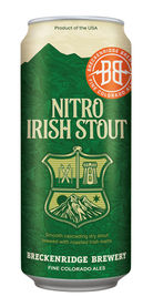 Nitro Irish Stout by Breckenridge Brewery