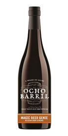 Ocho Barril Magic Beer Genie Half Moon bay beer