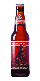 Old Brown Dog Smuttynose Beer