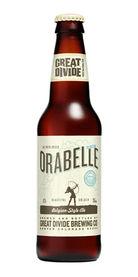Orabelle Great Divide Beer Tripel
