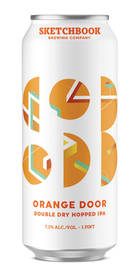 Orange Door, Sketchbook Brewing Co.