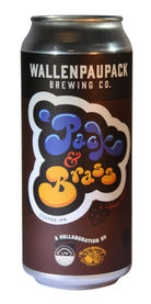 'Pack & Brass, Wallenpaupack Brewing Co.