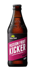 Passion Fruit Kicker Green Flash Beer