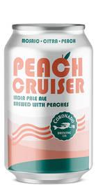 Peach Cruiser IPA, Coronado Brewing Co.