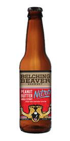 Peanut Butter Milk Stout Nitro, Belching Beaver Brewery