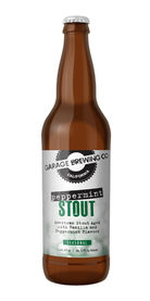 Peppermint Stout by Garage Brewing Co.