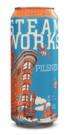Pilsner, Steamworks Brewing Co.