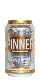 Oskar Blues Pinner IPA Beer Can