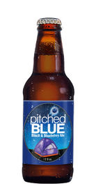 Pitched Blue: Black & Blueberry Ale by Empyrean Brewing Co.