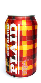 Fort George Plaid Ale Beer