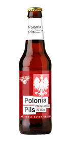Polonia Pils, Flying Bison Brewing Co.
