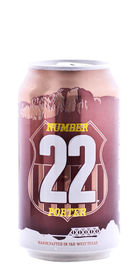 Big Bend Brewing 22 Porter