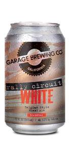 Rally Circuit White, Garage Brewing Co.
