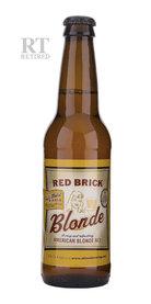 Red Brick Blonde Beer