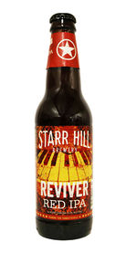 Starr Hill Reviver Red IPA Beer