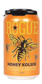 Honey Kolsch by Rogue Ales & Spirits