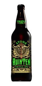 Stone Brewing Ruinten Triple IPA beer