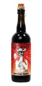 Flying dog beer rum barrel aged gonzo porter