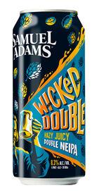 Samuel Adams Wicked Double IPA, Boston Beer Co.