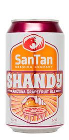 Grapefruit Shandy SanTan Beer