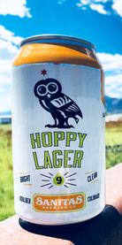 Sanitas Hoppy Lager, Sanitas Brewing Co.