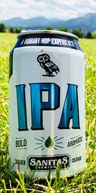 Sanitas IPA, Sanitas Brewing Co.