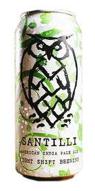 Night Shift Brewing Santilli IPA beer