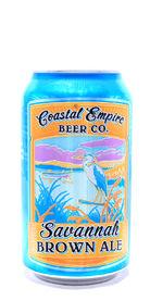 Savannah Brown Ale by Coastal Mepire Beer Co.