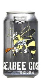 SeaBee Gose, Big Boss Brewing Co