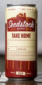 Seedstock Weizenbock, Seedstock Brewing Co.