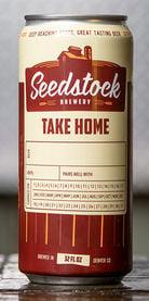 Seedstock Bourbon Barrel-Aged Dopplebock, Seedstock Brewing Co.