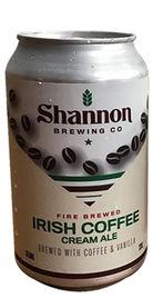 Shannon Irish Coffee Cream Ale, Shannon Brewing Co.