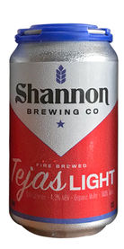 Shannon Tejas Light, Shannon Brewing Co.