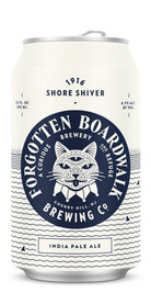1916 Shore Shiver Forgotten Boardwalk Beer