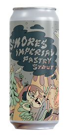 S'mores Imperial Pastry Stout, Gnarly Barley Brewing