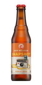 Snapshot Wheat Beer New Belgium