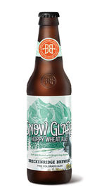 Snow Glare Hoppy Wheat by Breckenridge Brewery