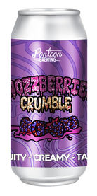 Snozzberries Crumble, Pontoon Brewing